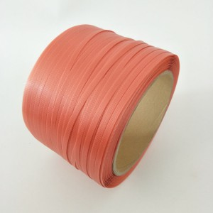 打包带厂家  专业生产PP红色打包带   质量保证