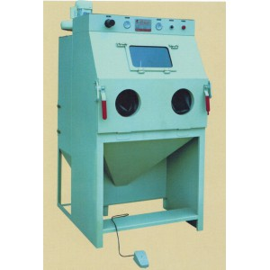 JCK-9060A环保手动喷砂机