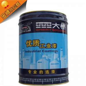 浙江大桥室内金属防锈漆 醇酸调和漆