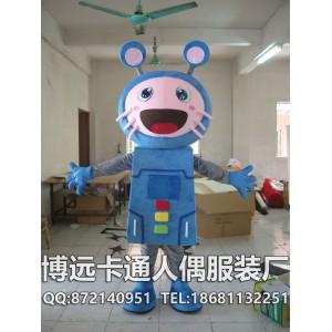 来图定制卡通人偶卡通道具服装机器人动漫影视服装