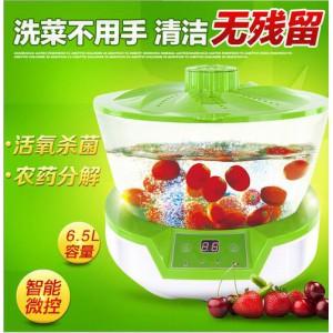 家用臭氧发生器臭氧机活氧机果蔬消毒机臭氧洗菜机解毒机