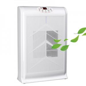 空气净化器 家用卧室除二手烟味粉尘杀菌净化器 活性炭过滤