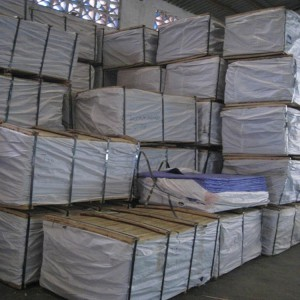 惠州单面拷贝纸批发 A级薄页纸厂家 白色包装雪梨纸