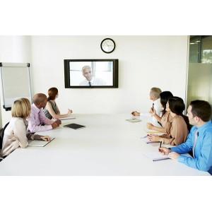 视频会议打破空间限制,缩短制药的周期