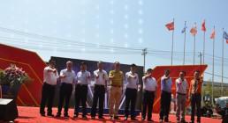 温州五金机电城于7月27日隆重举行试营业典礼