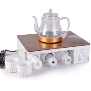 电热水壶净水一体机 净水器 茶吧机 台式净水热水机