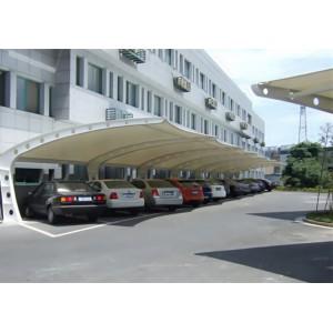 专业加工膜材 厂家承接车棚 体育场 景观膜结构