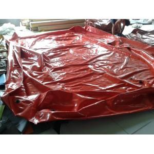 工程水囊 定制大型PVC水袋水囊