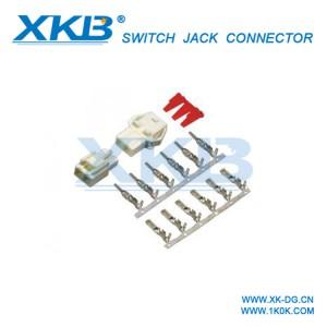 6.2电池连接器