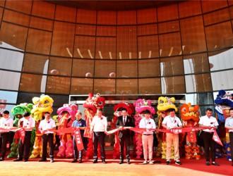 温州大象城国际商贸中心开业,鞋服航母盛
