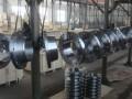 国内大型法兰锻造车间实拍,打铁工人胆子都不小吧 (15播放)