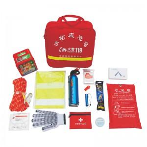汽车消防工具包应急救援包