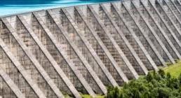 从修筑到维护 智能制造全面刷新水坝工程建设