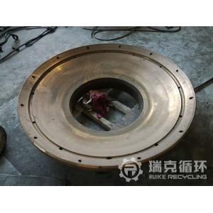 洛阳瑞克维修上海路桥PYB2200圆锥破碎机(锥磨)