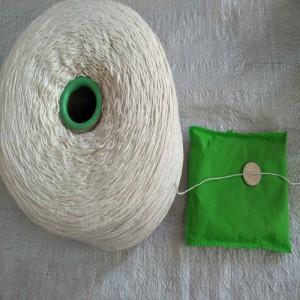 5支纯棉纱线 C5s 粗支纯棉纱5支 针织纱线