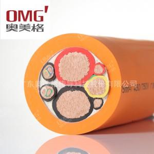 上海直流快充充电桩电缆 EV充电桩电缆