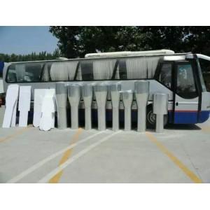 客车通道引道测量装置