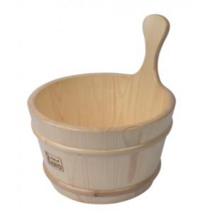供应武汉桑拿水疗设备-SAWO桑拿配件木桶木勺沙漏