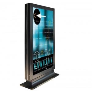 广告机类型液晶广告机立式液晶广告机厂家户外广告机