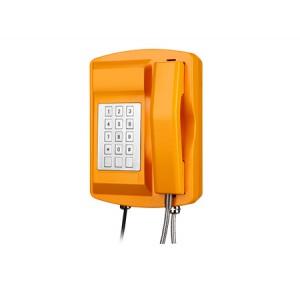 防水防潮电话机 隧道IP电话机 工业电话机