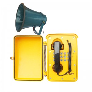 工业抗噪电话机 扩音电话机 防水防潮电话机