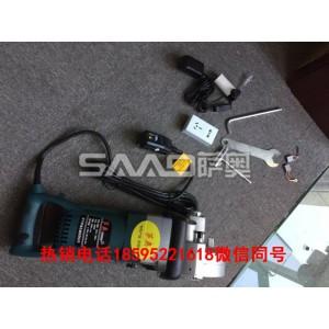 用于水电开槽的机器 管子、线路开槽省力开槽的方法