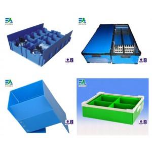 东莞致森可生产的中空板周转箱规格