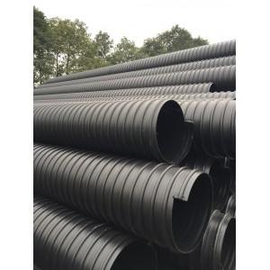 甘肃HDPE钢带增强螺旋波纹管工厂