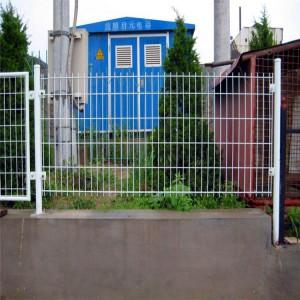 双边丝护栏网 小区防护网 隔离网 厂家直销