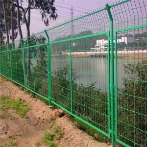 边框式焊接网 区域隔离网 道路防护网 规格齐全 厂家报价