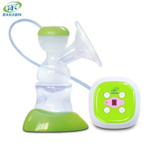 百乐亲吸奶器 母婴用品单边简易手动吸乳挤奶器