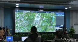 """全国首个""""无人机侦测防御系统""""正式投入试运行"""