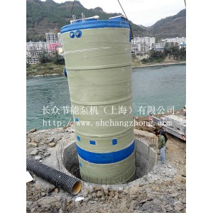 厂家直销定制CZPS新型地埋式智能一体化预制泵站