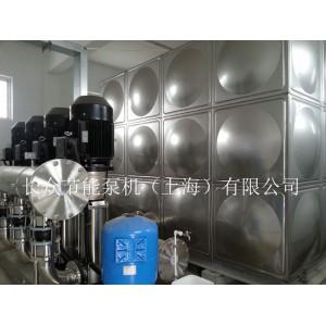 品牌厂家直销供应CZXBG箱式恒压变频供水设备