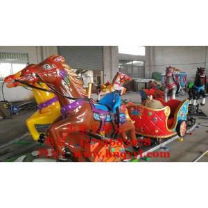 物超所值的大型公园儿童游艺设施欢乐跑马伊童乐现货供应