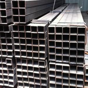 方管矩形管带钢方管冷热镀锌方管大口径方管家具管
