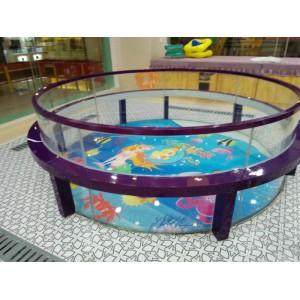 福州伊贝莎婴儿游泳环流玻璃池