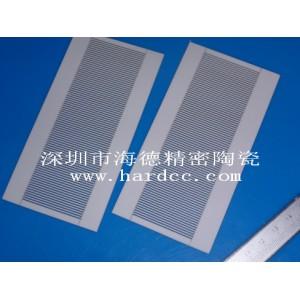 激光切割氧化铝陶瓷基片 划线 打孔