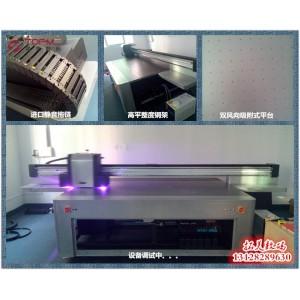 佛山瓷砖石材理光UV打印机厂家  背景墙爱普生UV打印机批发