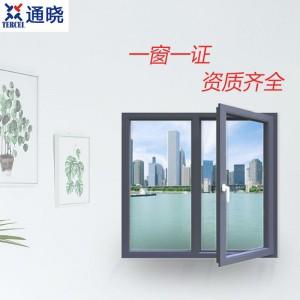 不锈钢质防火窗定做隔热甲级乙级丙级玻璃防火窗资料齐全
