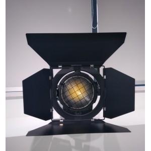 新闻电视台高清演播室灯光  LED便携式聚光灯