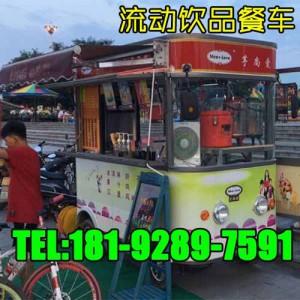 铜川电动餐车多少钱