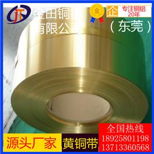 直销H65黄铜带 电子专用黄铜带 C3602高清黄铜带出售