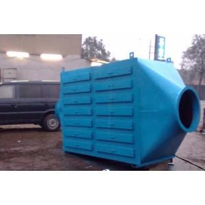 蜂窝状活性炭净化器