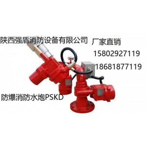强盾消防水炮CCC认证/陕西直供PSKD电控消防水炮