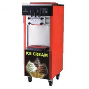 浩博立式冰淇淋机