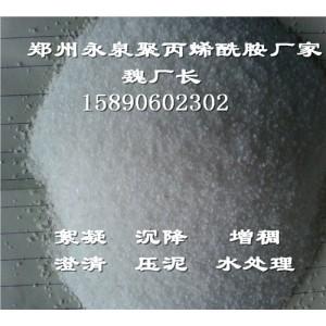 水处理絮凝剂应用领域  聚丙烯酰胺厂家