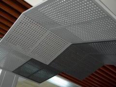 铝单板与铝扣板有何异同?