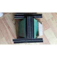 新型结皮发泡板设备PP中空建筑模板生产线