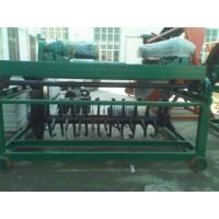 槽式发酵翻抛机是制作有机肥生产线设备重要设备之一